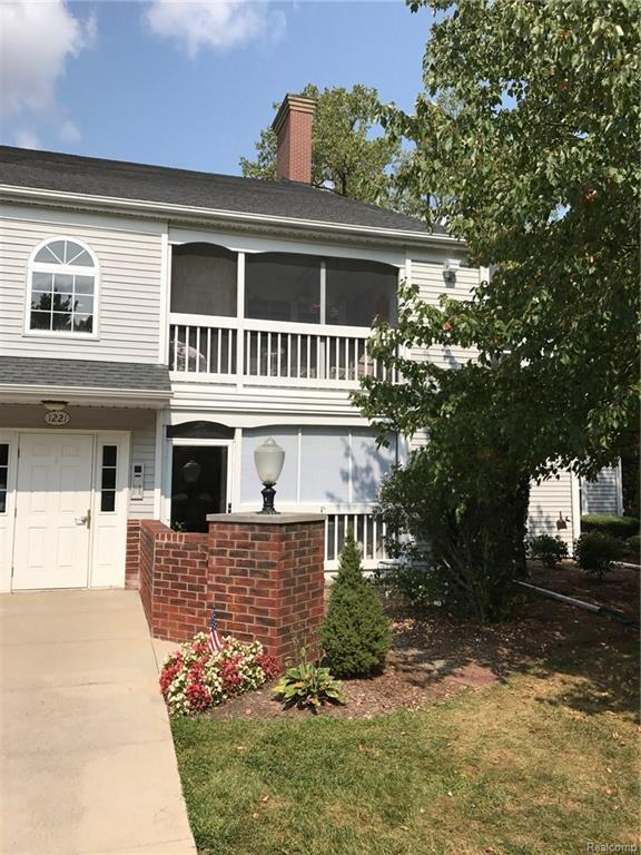 1221 Curzon Crt #22, Howell, MI 48843 (MLS #217086232) :: The John Wentworth Group