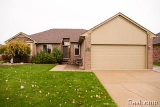 47136 Cherry Valley Dr, Macomb, MI 48044 (MLS #217103084) :: The Tom Lipinski Team at Keller Williams Lakeside Market Center