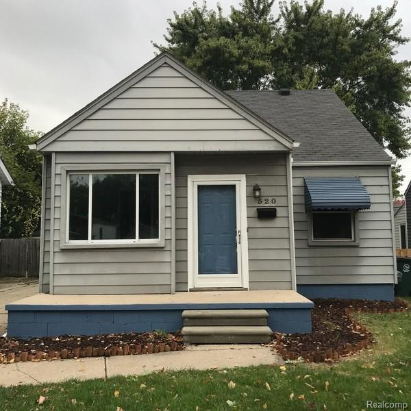 520 S Dorchester Ave, Royal Oak, MI 48067 (MLS #217105986) :: The Peardon Team
