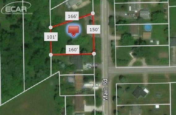 11326 Main Rd, Fenton, MI 48430 (MLS #30071559) :: The John Wentworth Group