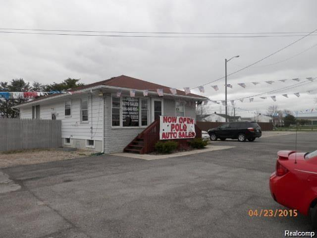 59845 Gratiot Ave, New Haven, MI 48048 (MLS #218010954) :: The Tom Lipinski Team at Keller Williams Lakeside Market Center