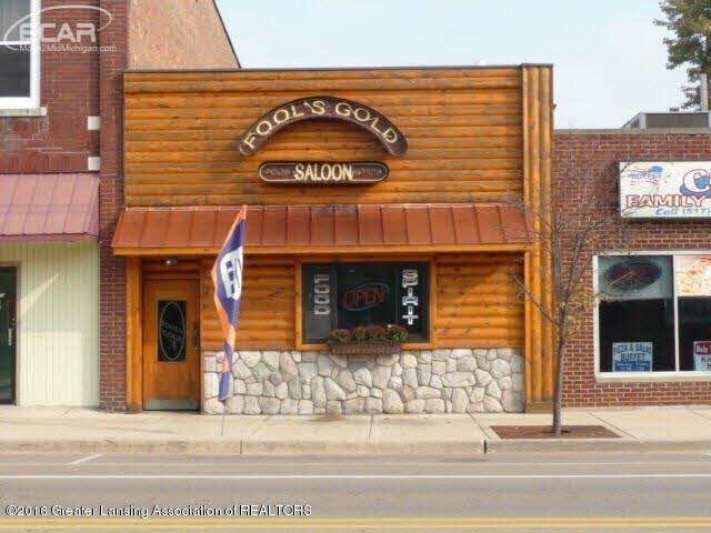 108 W Grand River Ave, Webberville, MI 48892 (MLS #30072490) :: The Tom Lipinski Team at Keller Williams Lakeside Market Center