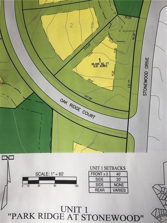 7102 Oak Ridge Crt, Clarkston, MI 48346 (MLS #218036341) :: The John Wentworth Group