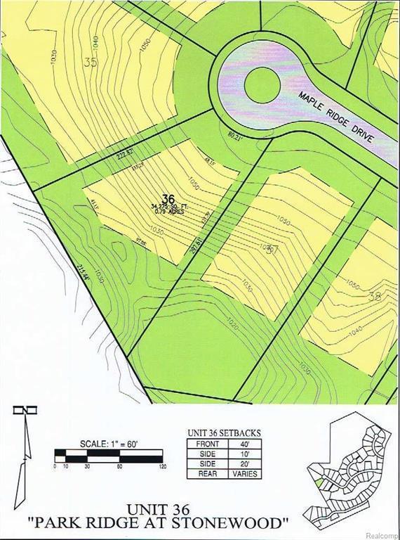 7545 Maple Ridge Dr, Clarkston, MI 48346 (MLS #218039029) :: The John Wentworth Group