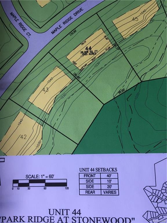 7513 Maple Ridge Crt, Clarkston, MI 48346 (MLS #218039041) :: The John Wentworth Group