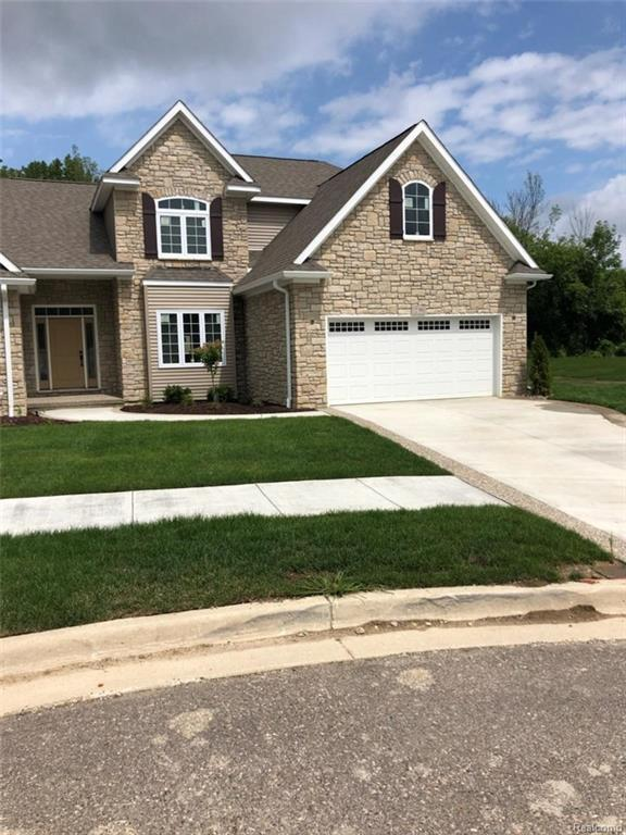 12395 Worthington Crt, Grand Blanc, MI 48439 (MLS #218079234) :: The John Wentworth Group