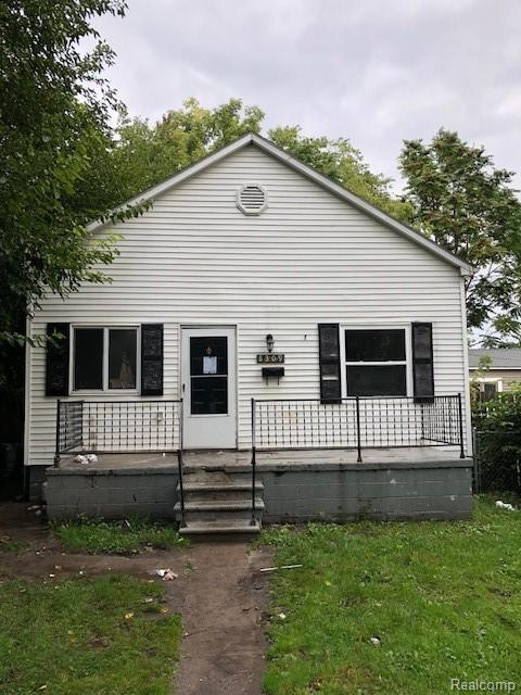 8309 Hupp Ave, Warren, MI 48089 (MLS #218101105) :: The Tom Lipinski Team at Keller Williams Lakeside Market Center