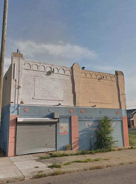 12835 Kercheval, Detroit, MI 48215 (MLS #219002741) :: The Tom Lipinski Team at Keller Williams Lakeside Market Center