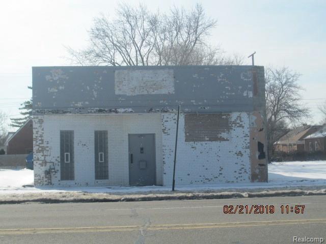 16911 W Mcnichols Rd, Detroit, MI 48235 (MLS #219014496) :: The Tom Lipinski Team at Keller Williams Lakeside Market Center