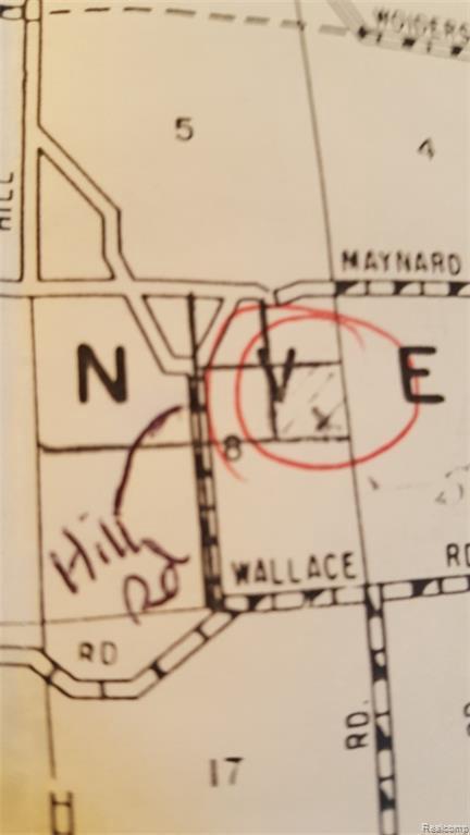 0 Maynard, Update, MI 48382 (MLS #219032833) :: The Tom Lipinski Team at Keller Williams Lakeside Market Center