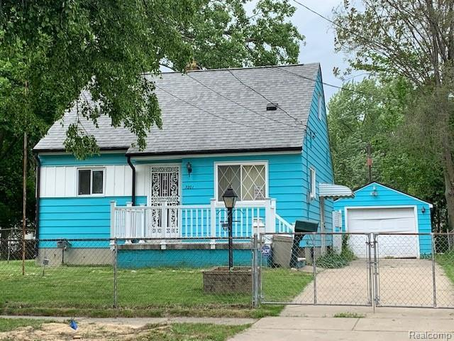 3201 Montana Ave., Flint, MI 48506 (MLS #219053626) :: The Tom Lipinski Team at Keller Williams Lakeside Market Center