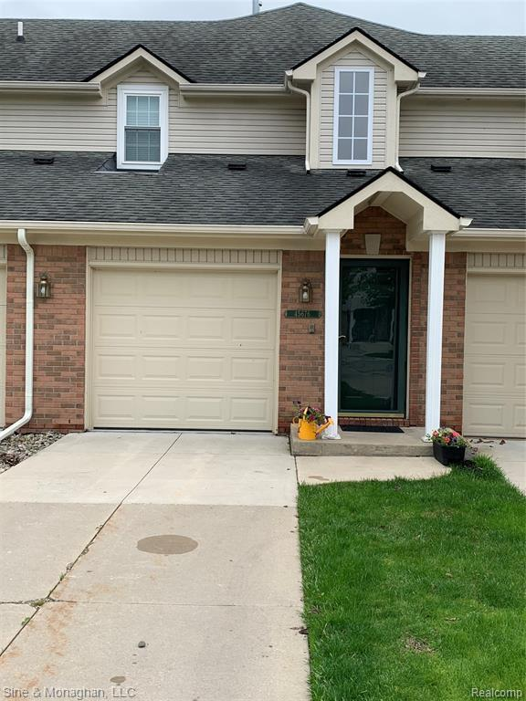 45676 Gable Dr, Macomb, MI 48044 (MLS #219057436) :: The Tom Lipinski Team at Keller Williams Lakeside Market Center