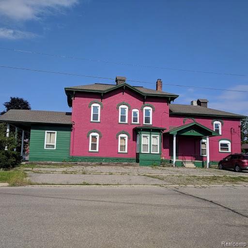 319 E Main St, Owosso, MI 48867 (MLS #219068849) :: The Tom Lipinski Team at Keller Williams Lakeside Market Center