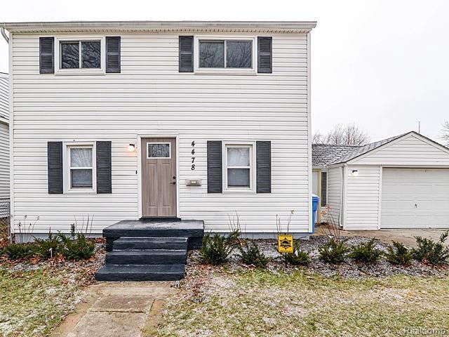 4478 Campbell St, Dearborn Heights, MI 48125 (MLS #219070656) :: The John Wentworth Group