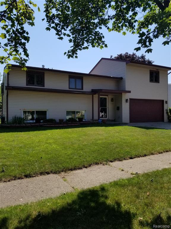 6668 Redman St, Westland, MI 48185 (MLS #219070662) :: The John Wentworth Group