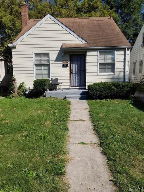 8280 Artesian St, Detroit, MI 48228 (MLS #219097823) :: The John Wentworth Group