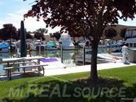 60 Lexington Wharf, Harrison Twp, MI 48045 (MLS #31337628) :: The Tom Lipinski Team at Keller Williams Lakeside Market Center