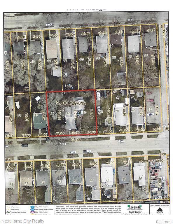 1777 E Madge Ave, Hazel Park, MI 48030 (MLS #2200005514) :: The BRAND Real Estate