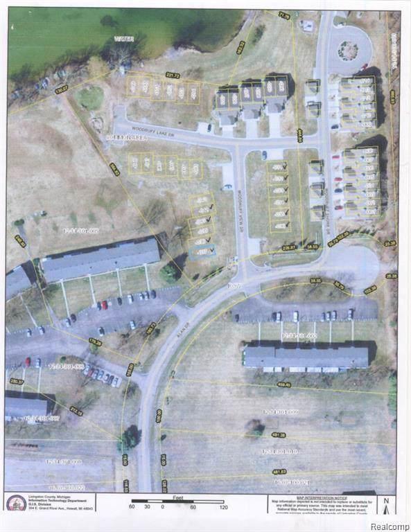 0 Woodruff View, Brighton, MI 48116 (MLS #2200007365) :: The John Wentworth Group