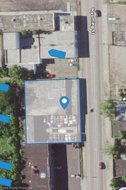 14285 Wyoming, Detroit, MI 48238 (MLS #2200017355) :: The Tom Lipinski Team at Keller Williams Lakeside Market Center