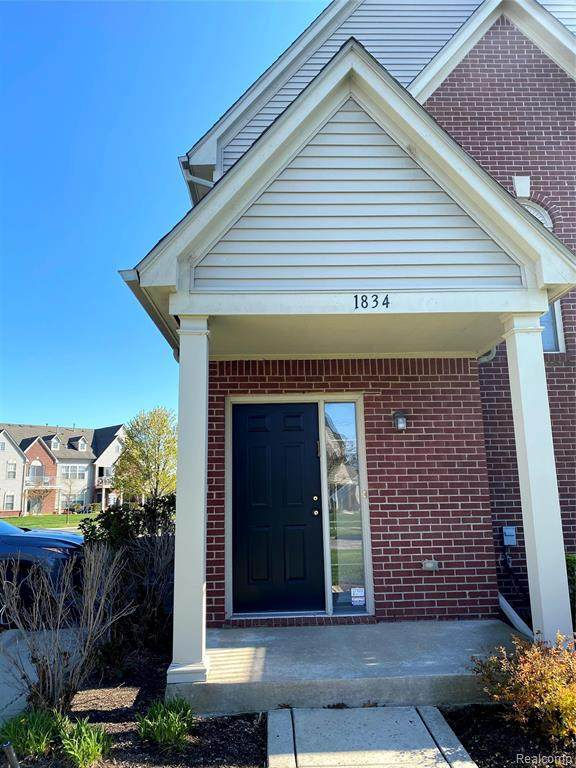 1834 Addington Ln Unit#26-Bldg#16, Ann Arbor, MI 48108 (MLS #2200034039) :: The Tom Lipinski Team at Keller Williams Lakeside Market Center