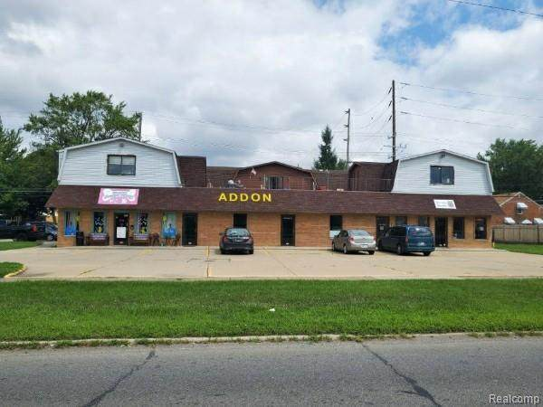 1234 Ford Ave, Wyandotte, MI 48192 (MLS #2200062174) :: Scot Brothers Real Estate