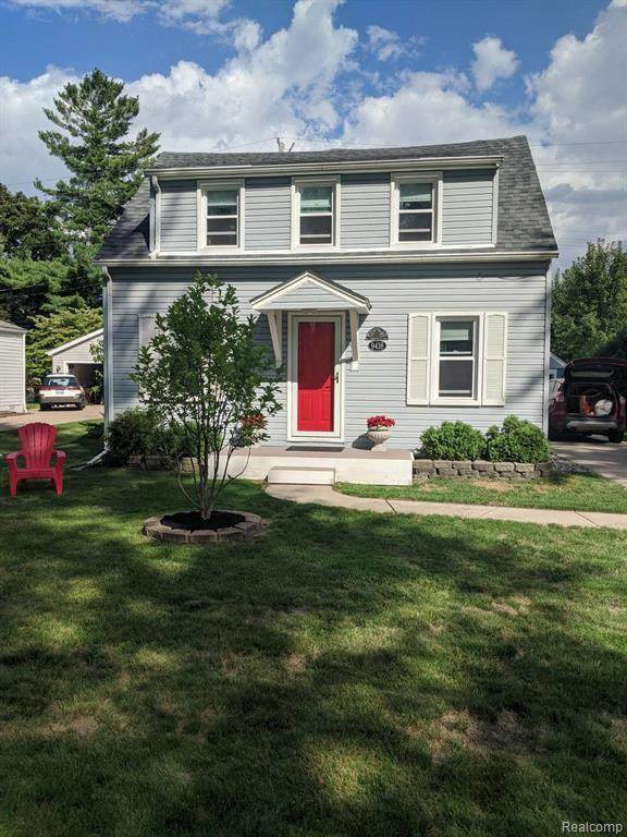 9416 Northern Ave, Update, MI 48170 (MLS #2200079341) :: Scot Brothers Real Estate