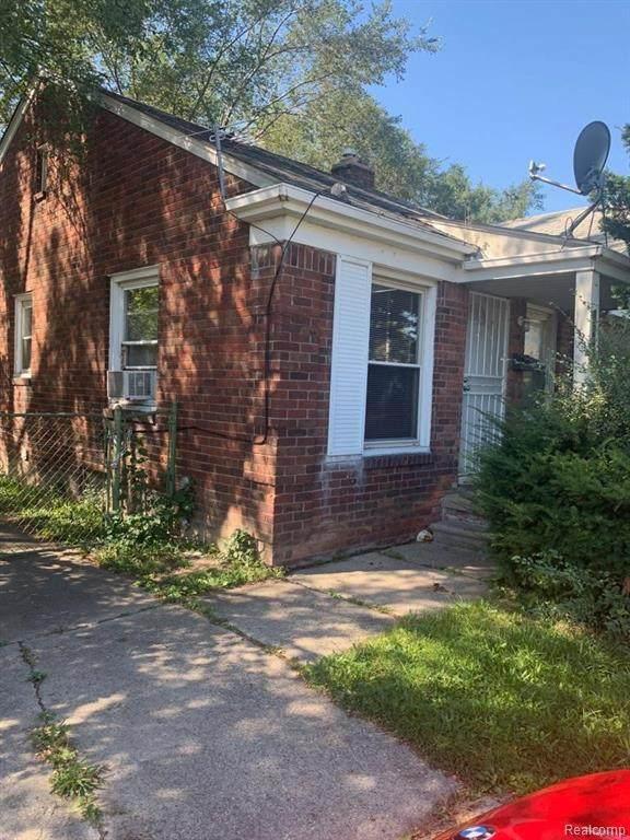 19526 Moross Rd, Detroit, MI 48224 (MLS #2200087012) :: The BRAND Real Estate