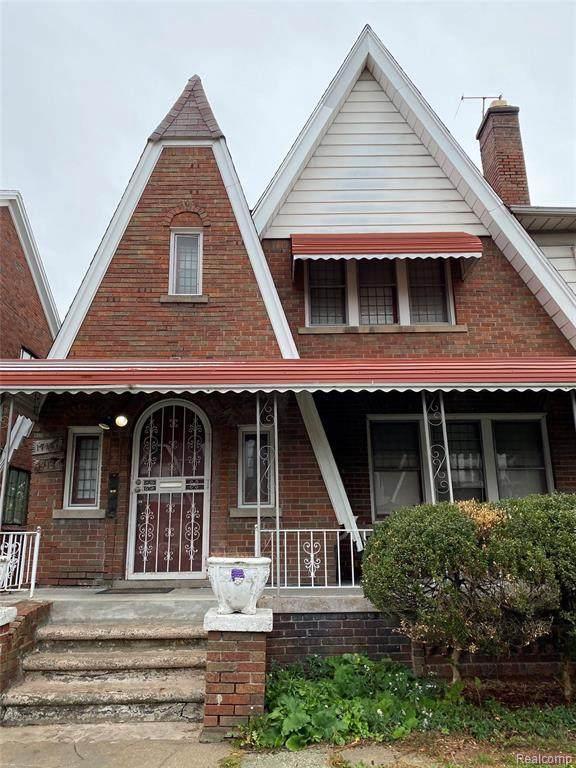 17144 Santa Rosa Dr, Detroit, MI 48221 (MLS #2200088382) :: Scot Brothers Real Estate