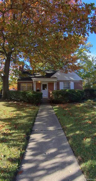 4601 Guilford St, Detroit, MI 48224 (MLS #2200088493) :: Scot Brothers Real Estate