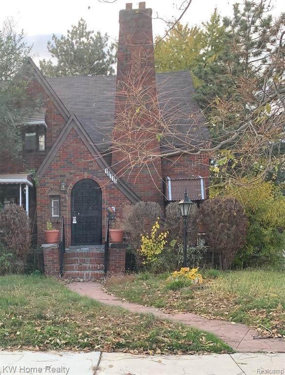 18115 Ohio St, Detroit, MI 48221 (MLS #2200088178) :: Scot Brothers Real Estate