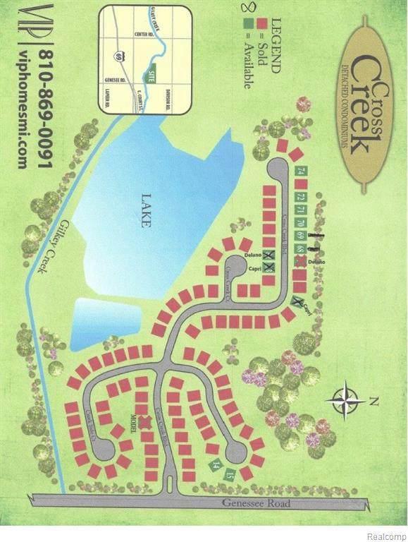 0000 Mallard, Burton, MI 48509 (MLS #2200096188) :: Scot Brothers Real Estate