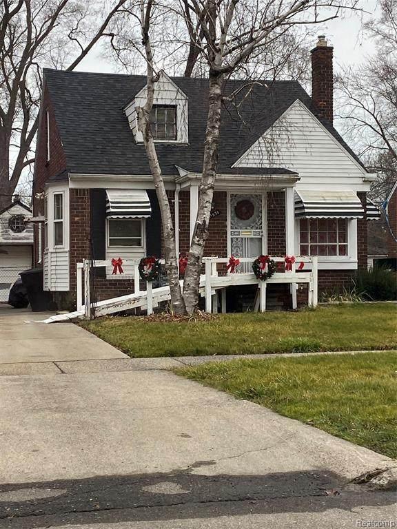 11838 Beaconsfield St, Detroit, MI 48224 (MLS #2200099532) :: The BRAND Real Estate