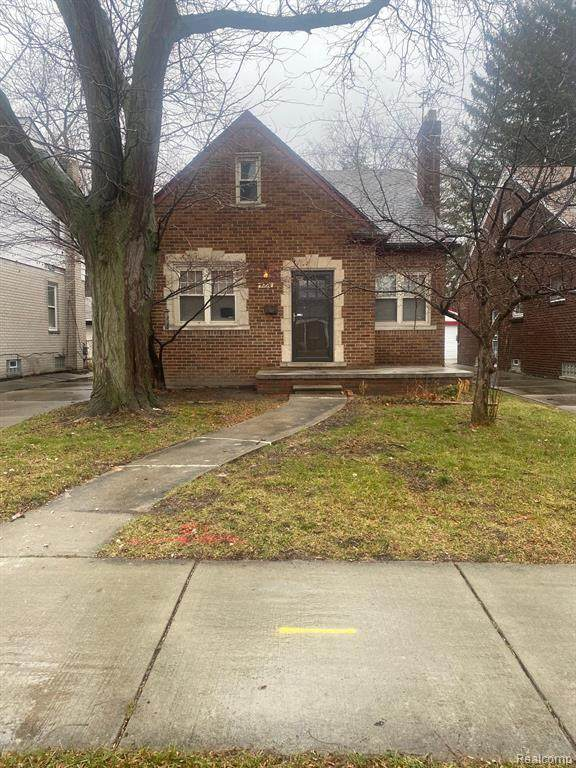 4168 Grayton St, Detroit, MI 48224 (MLS #2210000189) :: The BRAND Real Estate