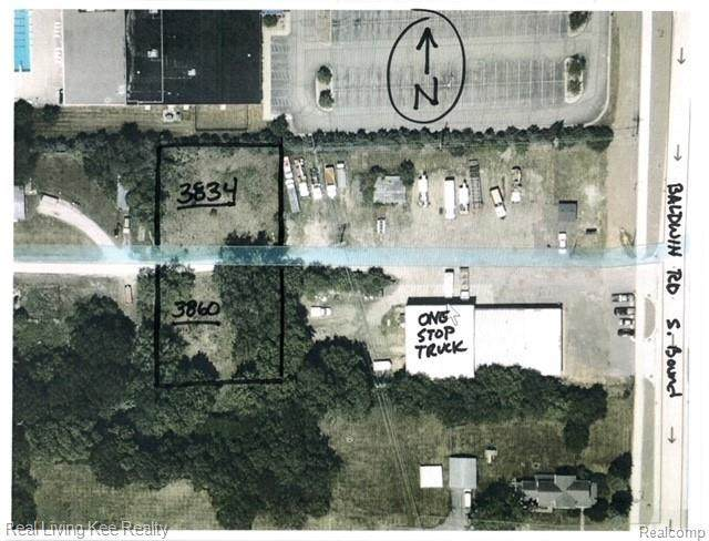 3834 S Baldwin Rd, Lake Orion, MI 48359 (MLS #2210004284) :: The BRAND Real Estate