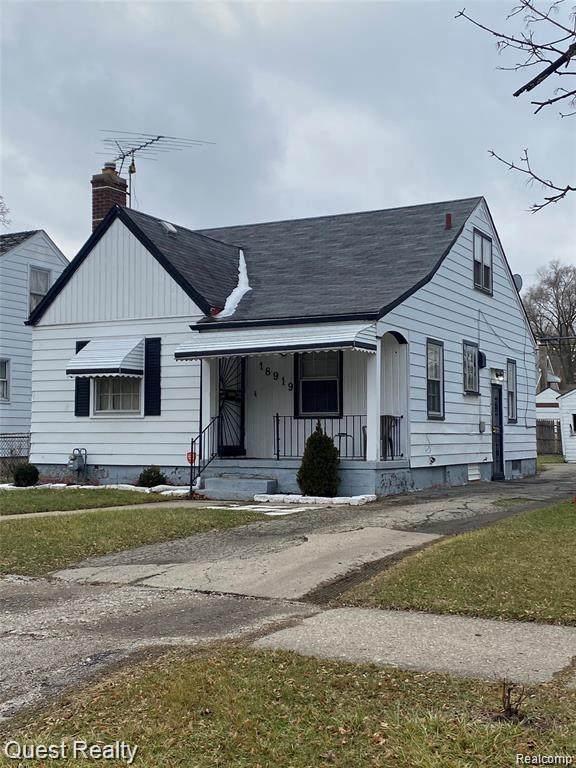 18919 Beland St, Detroit, MI 48234 (MLS #2210004600) :: The BRAND Real Estate