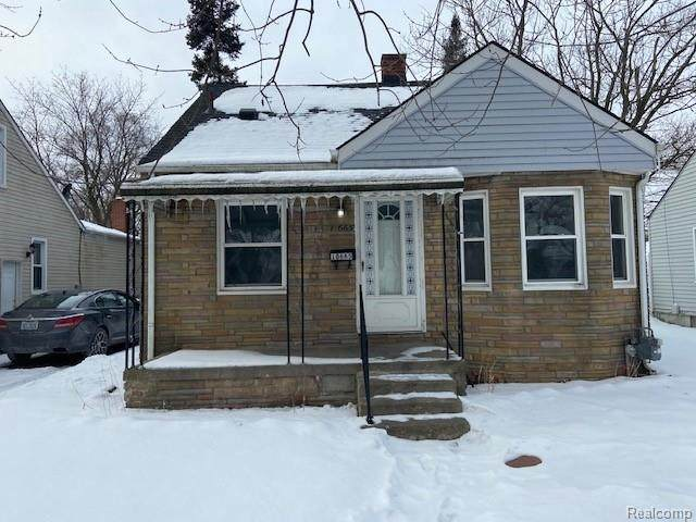 18665 Olympia, Redford, MI 48240 (MLS #2210008199) :: The BRAND Real Estate