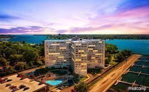 8900 E Jefferson Ave Unit#131, Detroit, MI 48214 (MLS #2210011882) :: The BRAND Real Estate