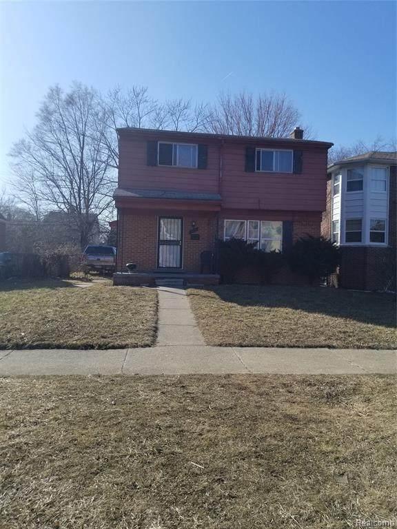 16179 Lawton St, Detroit, MI 48221 (MLS #2210014333) :: The BRAND Real Estate