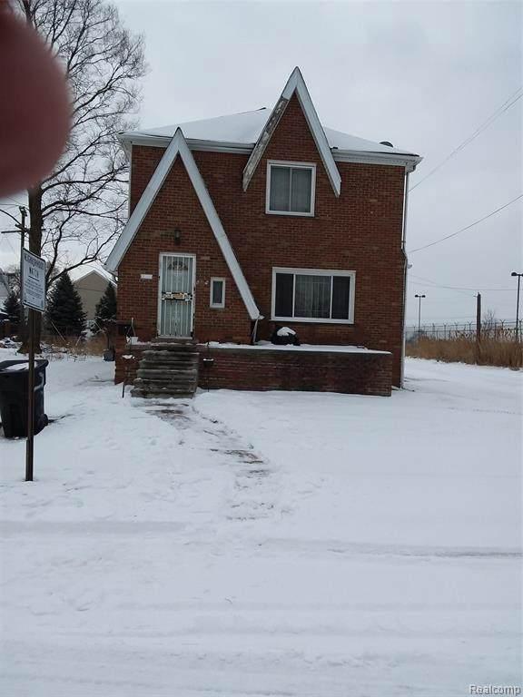 7000/02 Tappan, Detroit, MI 48234 (MLS #2210014533) :: The BRAND Real Estate