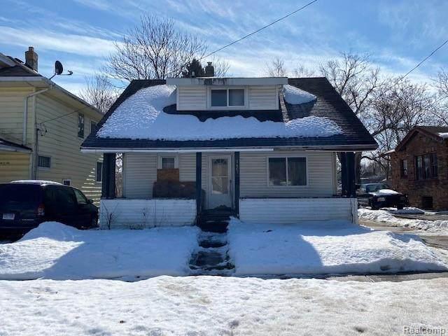 1802 Broadway Blvd, Flint, MI 48506 (MLS #2210014774) :: The BRAND Real Estate