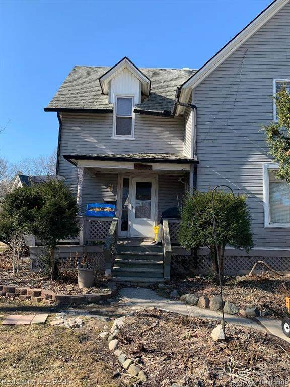 68425 S Main St, Richmond, MI 48062 (MLS #2210016807) :: The BRAND Real Estate