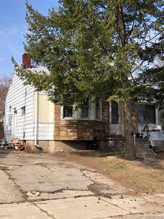 2526 Brown St, Flint, MI 48503 (MLS #2210017578) :: Kelder Real Estate Group