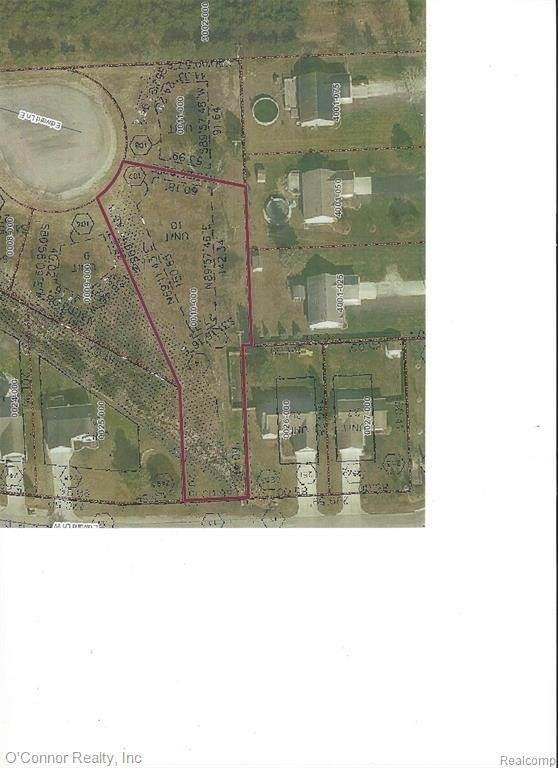 2011 E Edward Lane, Kimball, MI 48074 (MLS #2210023813) :: The BRAND Real Estate
