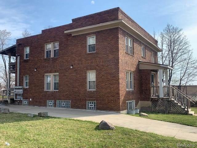 609 E Paterson St, Flint, MI 48505 (MLS #2210024195) :: The BRAND Real Estate