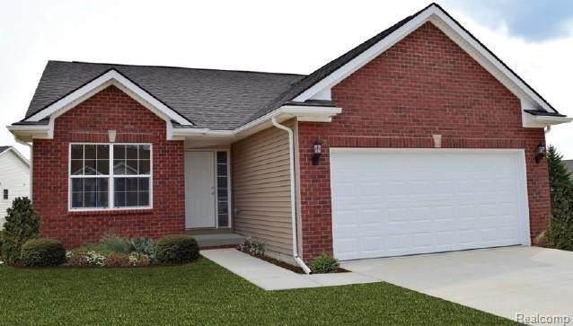4415 Cross Creek Blvd Unit#71, Burton, MI 48509 (MLS #2210024408) :: The BRAND Real Estate