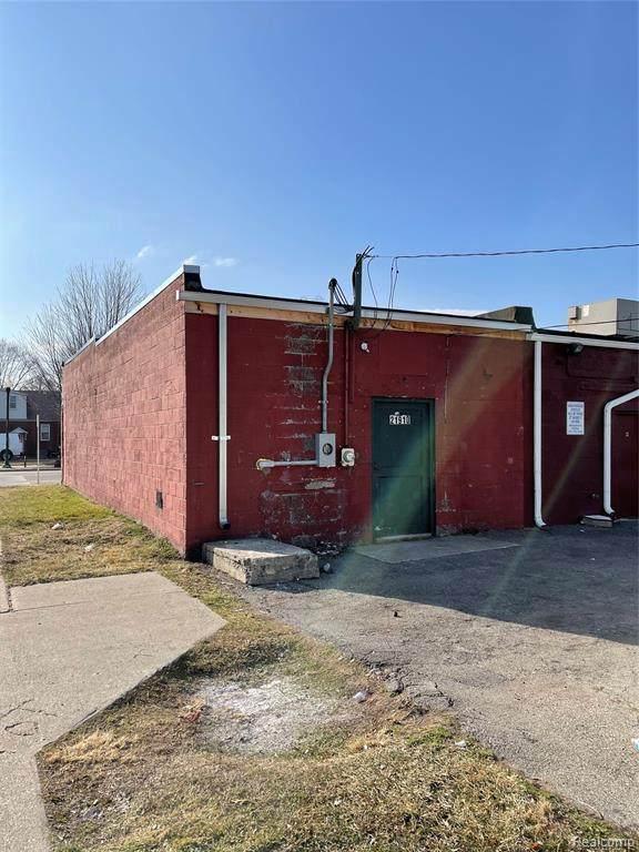 21910 John R Rd, Hazel Park, MI 48314 (MLS #2210025275) :: Kelder Real Estate Group