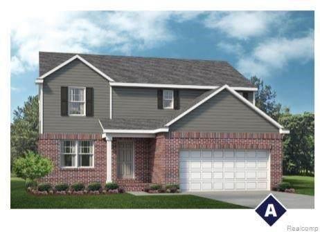 51010 Canoe Dr, Macomb, MI 48042 (MLS #2210026678) :: The BRAND Real Estate
