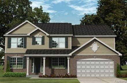 24835 Canoe Dr, Macomb, MI 48048 (MLS #2210026681) :: The BRAND Real Estate