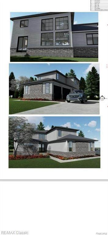 1295 Wind Valley, Highland, MI 48356 (MLS #2210027732) :: The BRAND Real Estate
